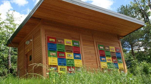 Beekeeping centre