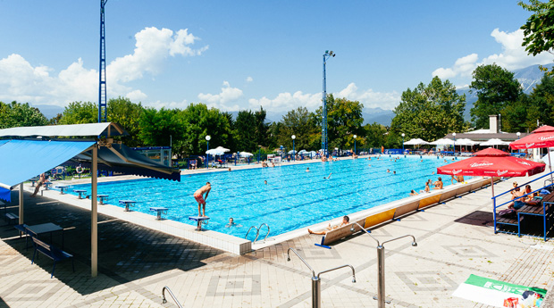 Radovljica Open-air Swimming Pool