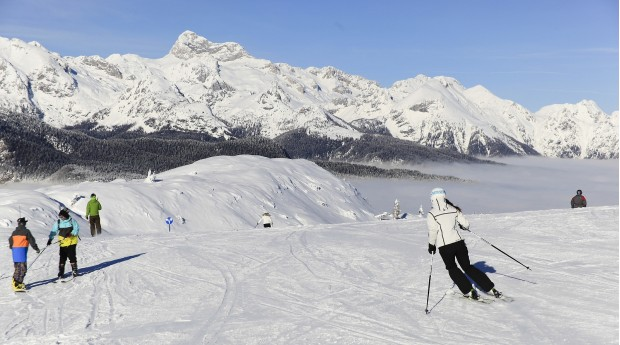 Vogel Ski Centre in Bohinj