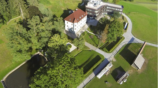 Lambergh Chateau & Hotel in nature