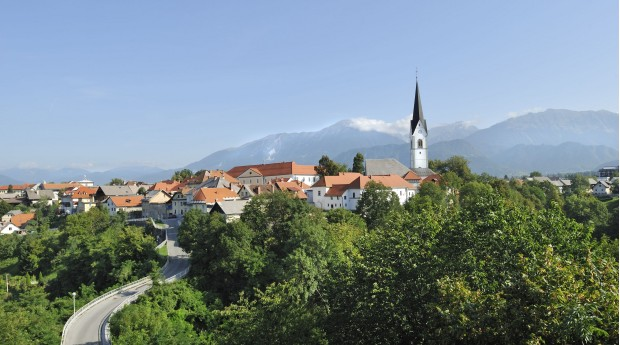 Radovljica is known as the town with the most sun in Gorenjska