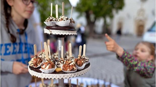 Degustacije na Festivalu čokolade