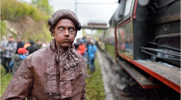 Z vlakom na Festival čokolade