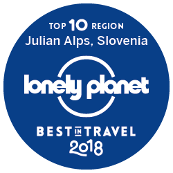 Julian Alps - Top 10 Region